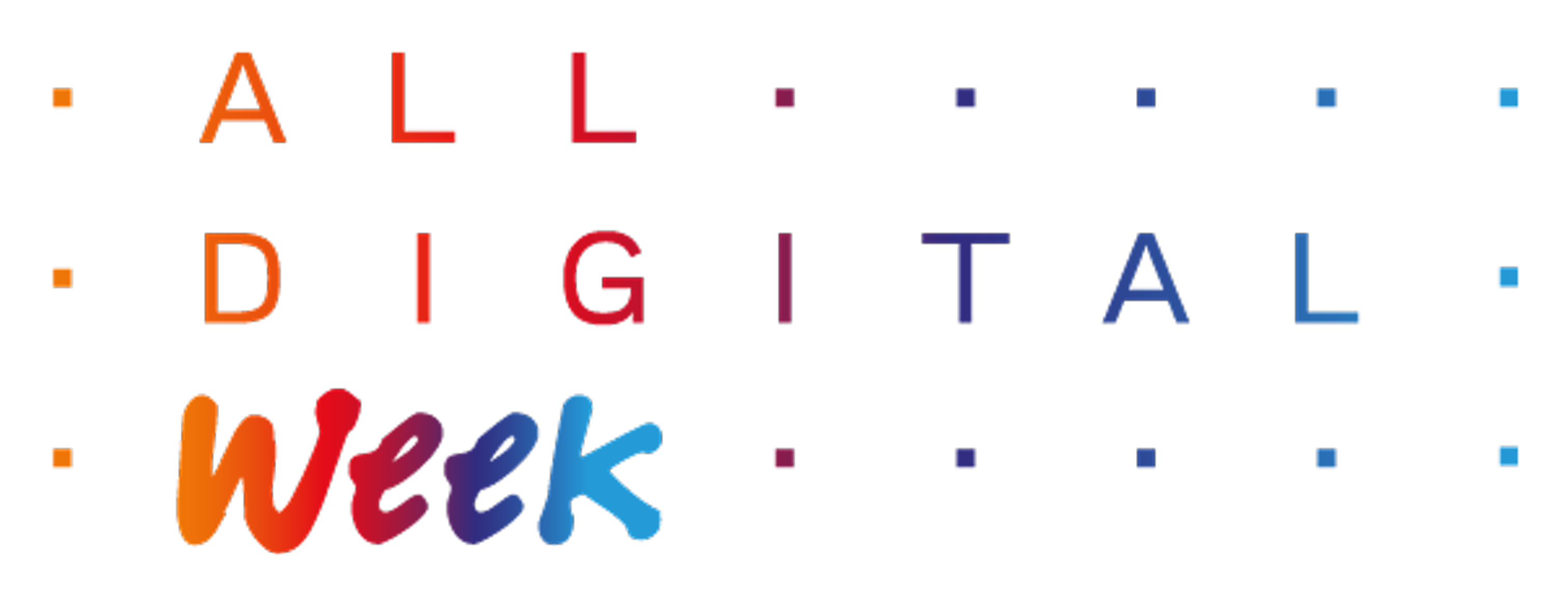 All Digital Week 2021 logotyp