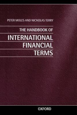 The handbook of international financial terms