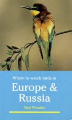 Where to watch birds in Europe & Russia