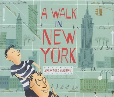 A walk in New York