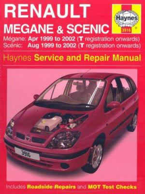 Renault Mégane & Scenic service and repair manual