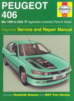 Peugeot 406 service and repair manual