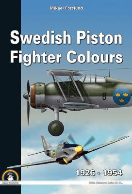 Swedish fighter colours, 1925-1954