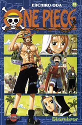 One piece: 18 Storebror