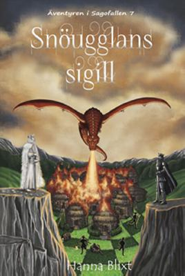 Snöugglans sigill / Hanna Blixt ; illustratör: Therése Larsson, Tess of Sweden.