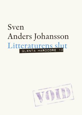 Litteraturens slut