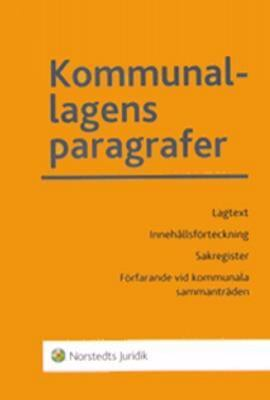 Kommunallagens paragrafer